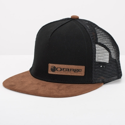 Orange Heritage Cap