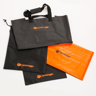 The Orange Bikes KIt Bag Contents
