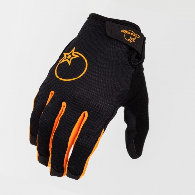 Orange Quantum Glove