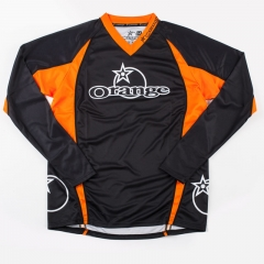 Long Sleeve Jersey Front