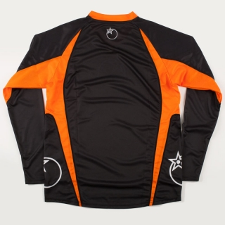 Long Sleeve Jersey Rear