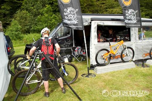Orange Bikes Jono Sykes Orange G3