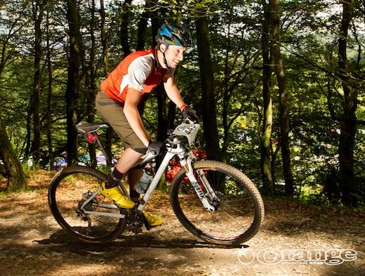 Dave Flynn Orange Bikes Strange 29er