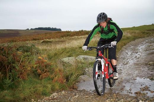 Joe Barnes Cyclescheme Orange Bikes G2