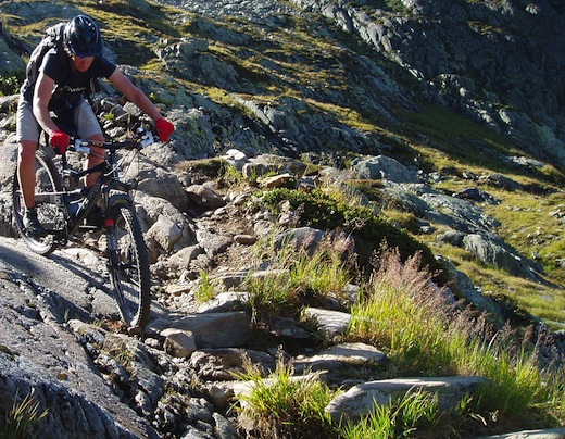 Sian Hughes Orange Mountain Bikes Five