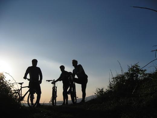 Carl Barnes Orange Mountain Bikes