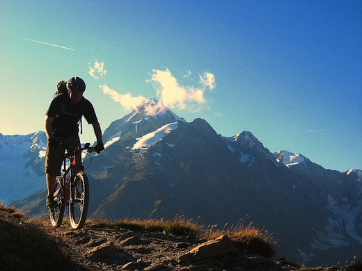 Gareth Jefferies Orange Mountain Bikes