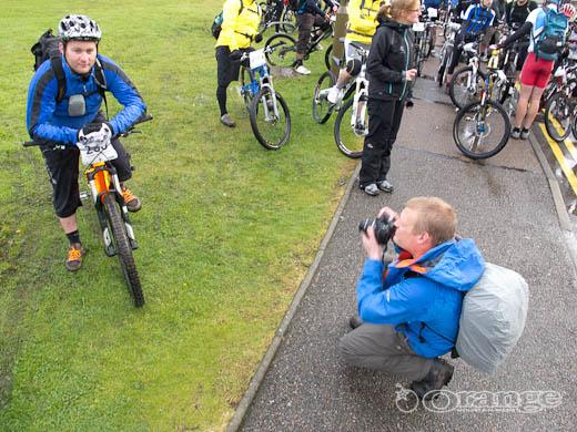 Orange Bikes Adam Proctor