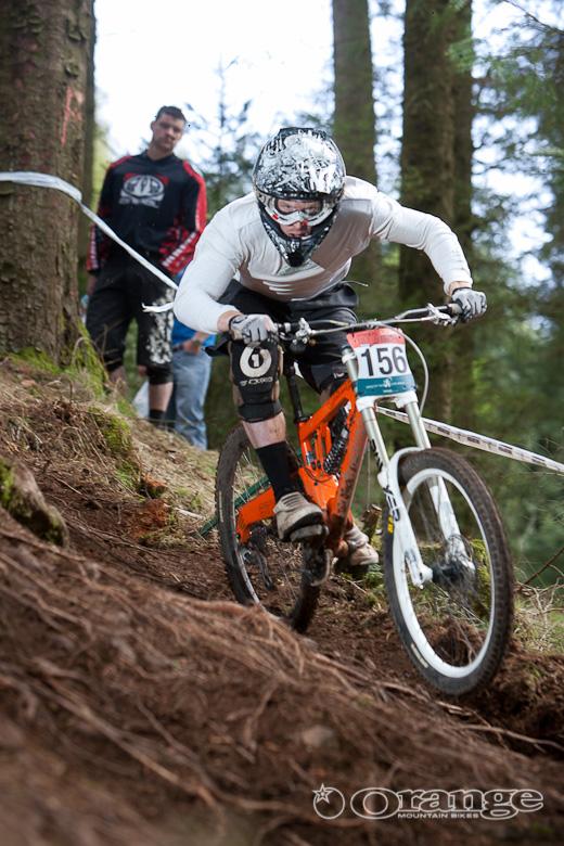 Liam Moynihan Orange Bikes