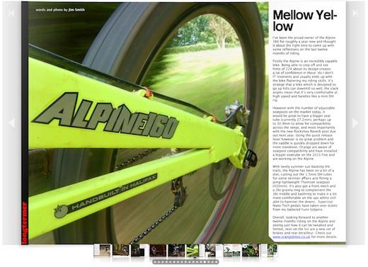 Wideopen Alpine 160