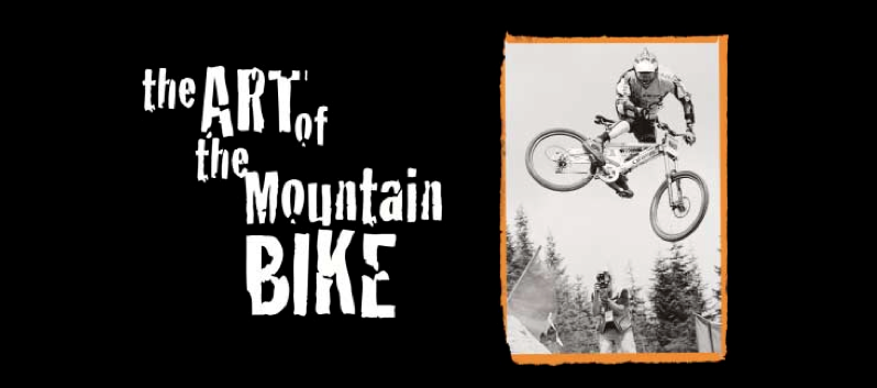 The art of the mountain bike greg minaar global racing Orange bikes