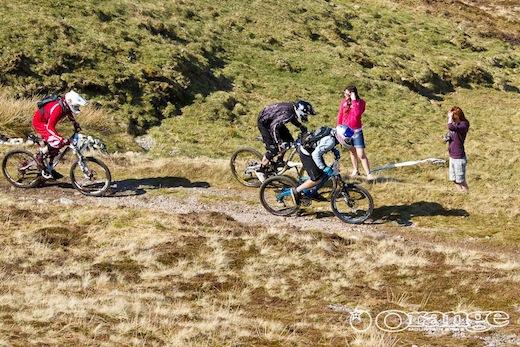 Danny MacAskill Orange Bikes No Fuss MacAvalanche