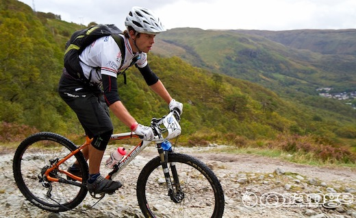 Orange Bikes Tour de Ben Nevis No Fuss Elite