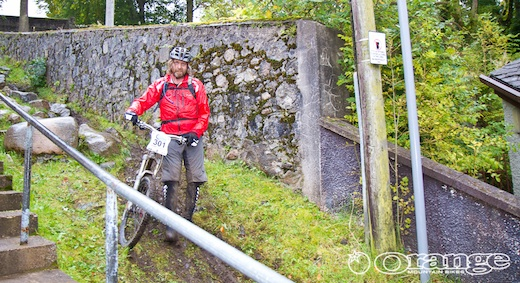 Orange Bikes Tour de Ben Nevis No Fuss Events