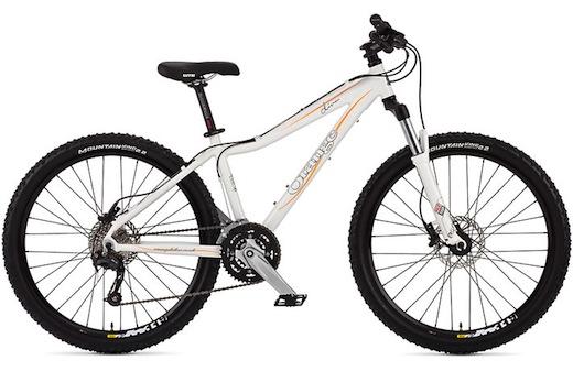 Orange Bikes Diva 2012
