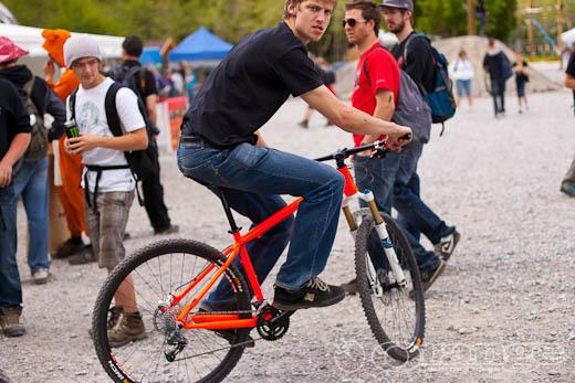 Ben Cathro 29er Orange Bikes
