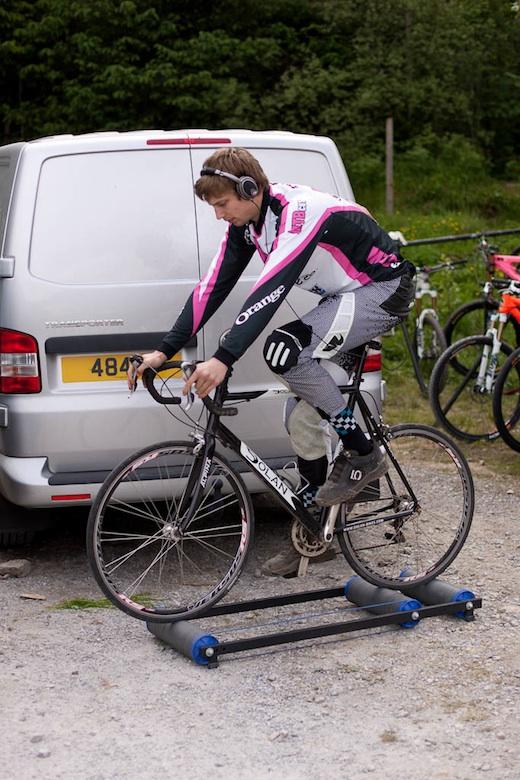 Ben Cathro Orange Bikes MTBcut Fort William 322