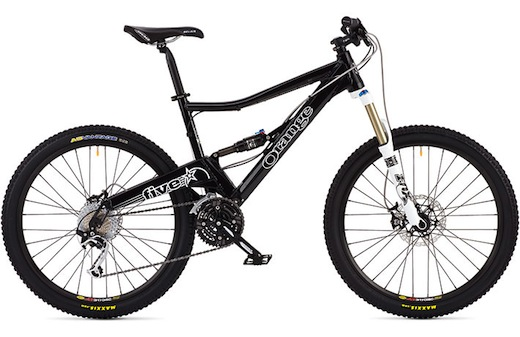 Orange Bikes Five Pro Tech X2 Special Edition