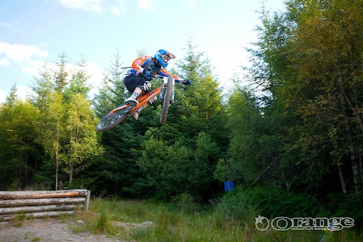 Chris Hutchens Orange 225 No Fuss Events