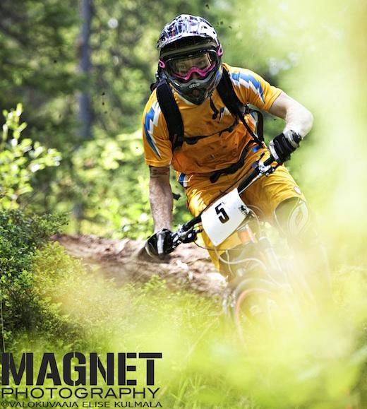 Orange Bikes MTB Centre Finland Enduro