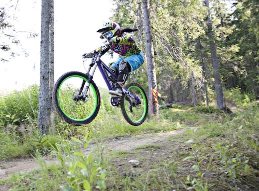 Orange Bikes Patriot MTB Centre Finland