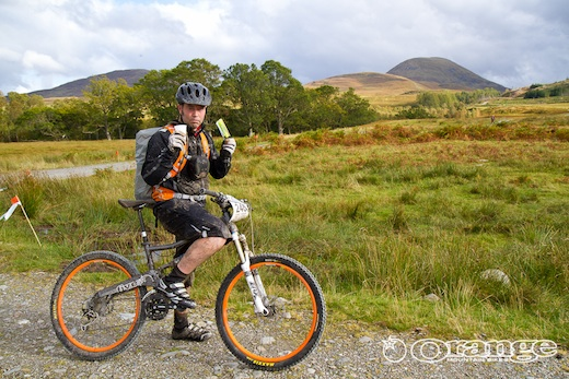 John Chennells Orange Bikes Five