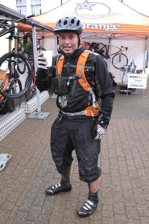 John Chennells Orange Bikes Tour de Ben Nevis
