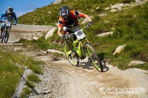 Vaughan Evans Endurance DH No Fuss Events