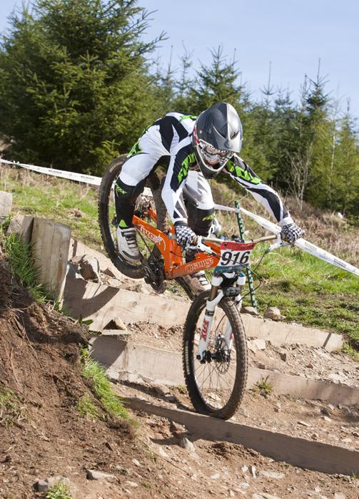 Adam Hughes Orange Bikes Ae Forest
