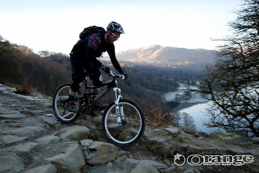 Adam Proctor Orange Mountain Bikes