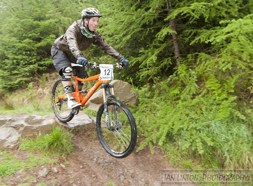 Chris Hutchens Orange Bikes Ae Enduro
