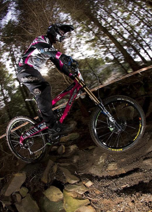 Orange Bikes MTBcut Fraser McGlone Nant G 322