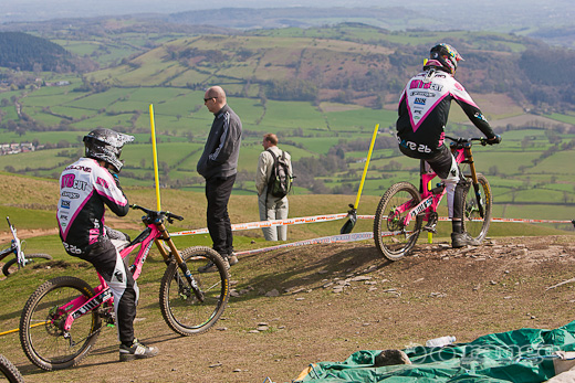 Moelfre Hall MTBcut Orange 322 Ben Cathro Fraser McGlone