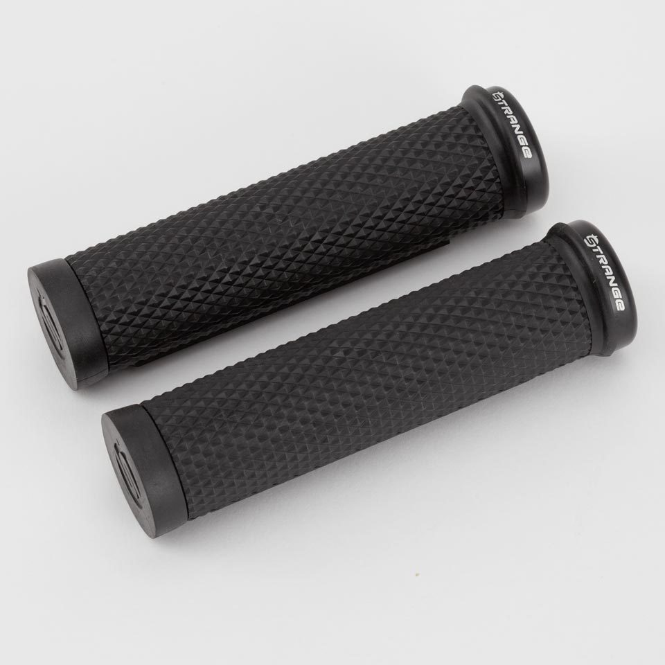2021 Strange Grappler Grips (Black)