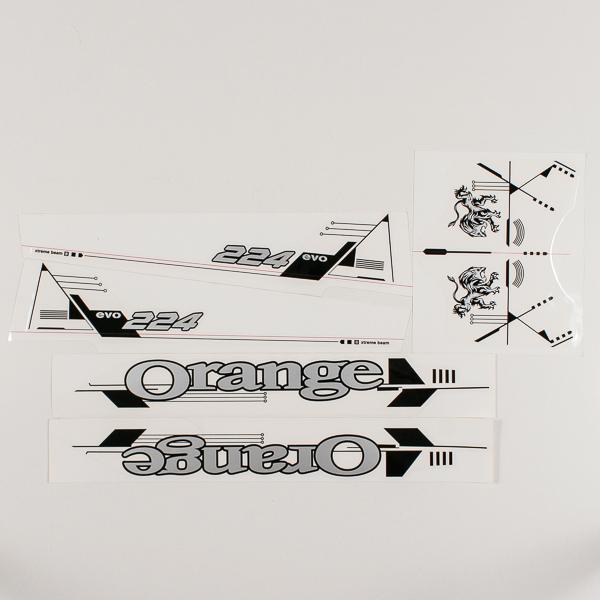 Race decal kit