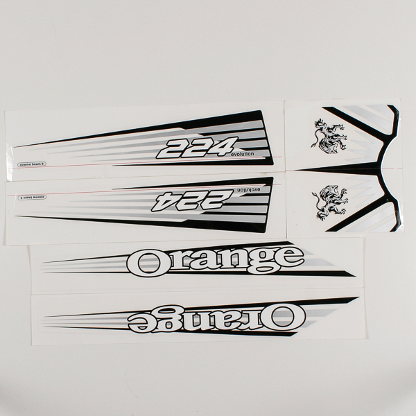 World cup decal kit