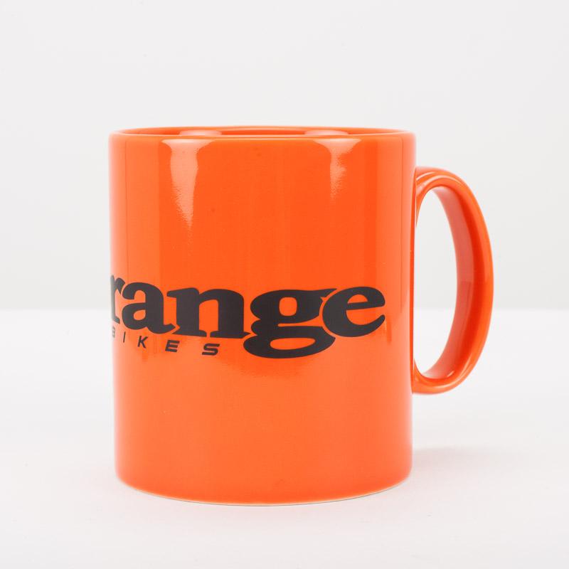 Orange Bikes Mug