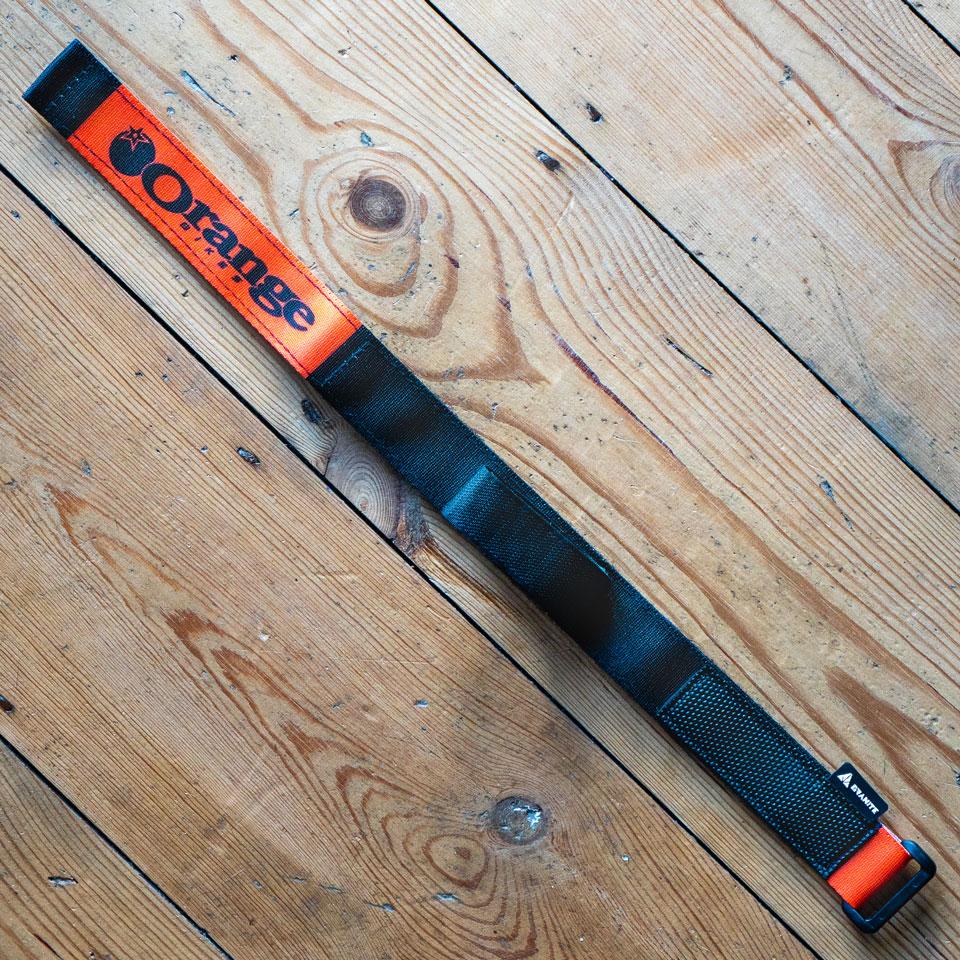Orange Granite Enduro Strap
