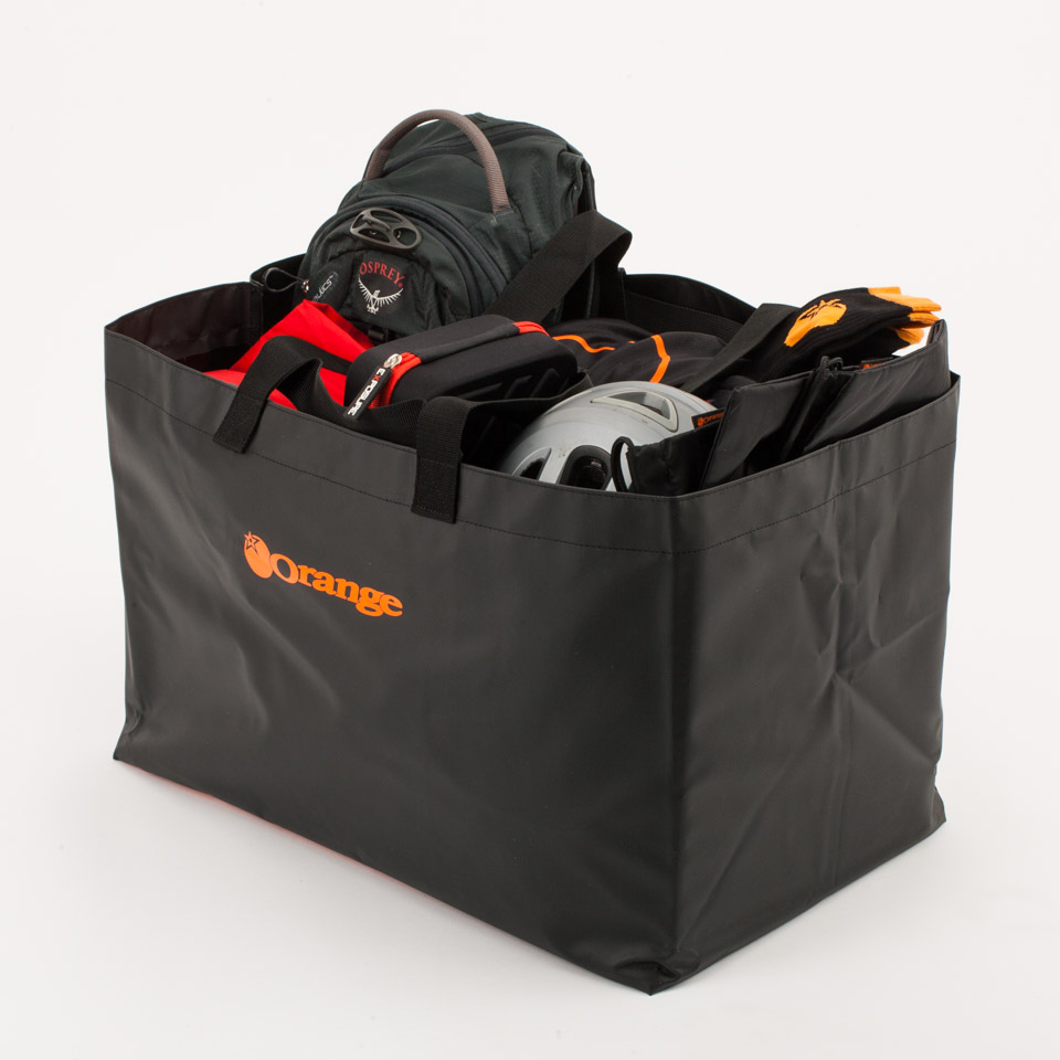 Orange Bikes Kit Bag Orange Mountain Bikes