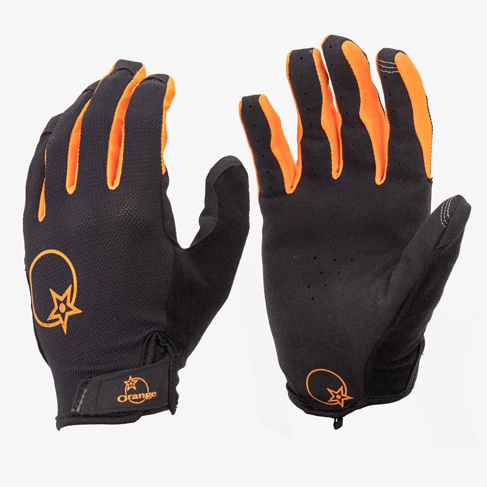 Orange Quantum Glove