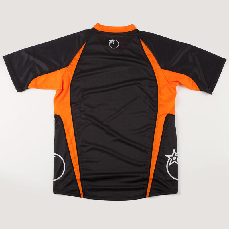 Short Sleeve Jersey Rear