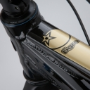 Top tube detail