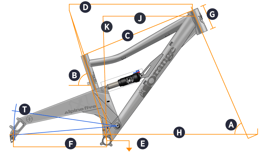 2015 Alpine Five Geometry